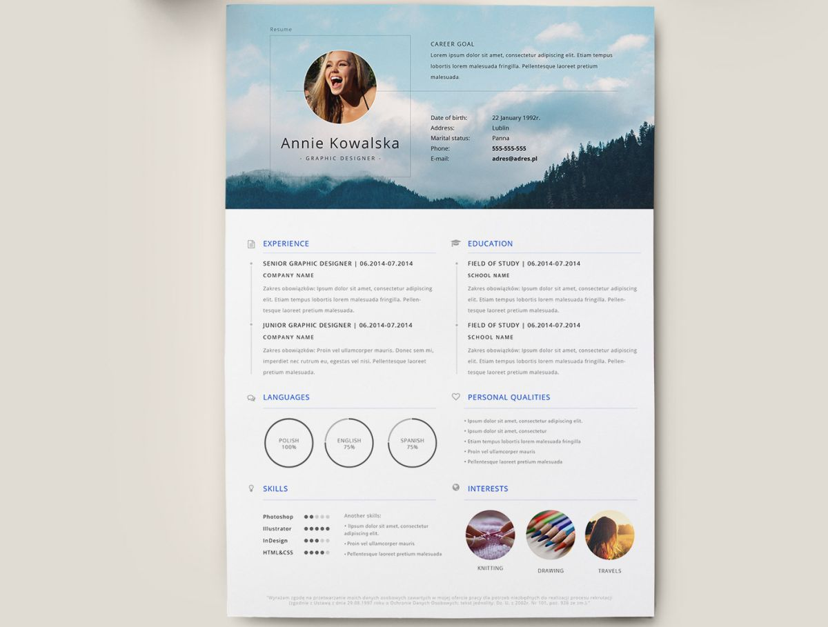 the best free resume templates creative bloq material design template Resume Material Design Resume Template Free