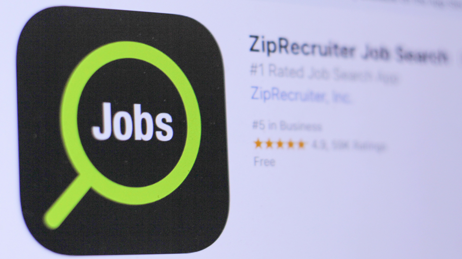 the best job search apps to find your dream topresume resume websites jobapp ero database Resume Best Resume Search Websites