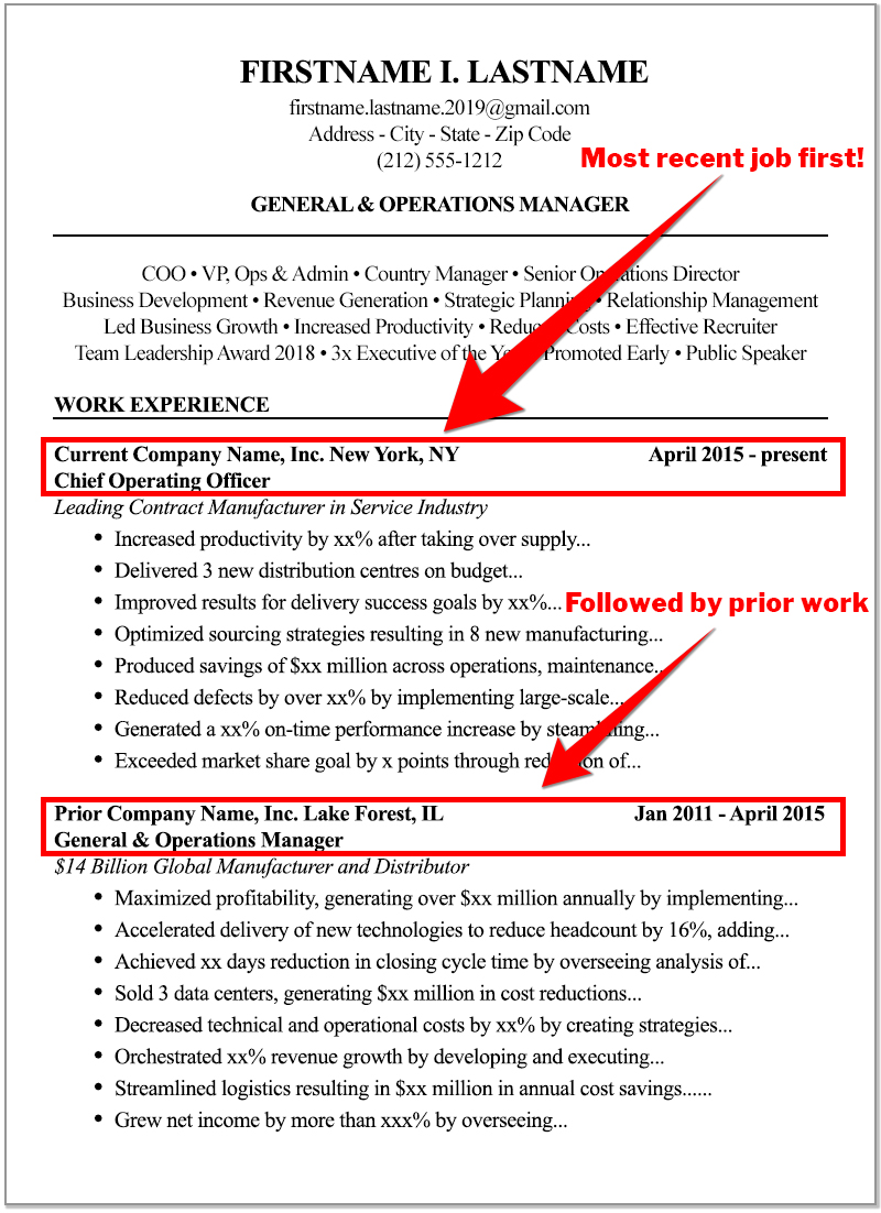 the high score resume format to write for requirements most recent jobs professional Resume Resume Requirements 2019