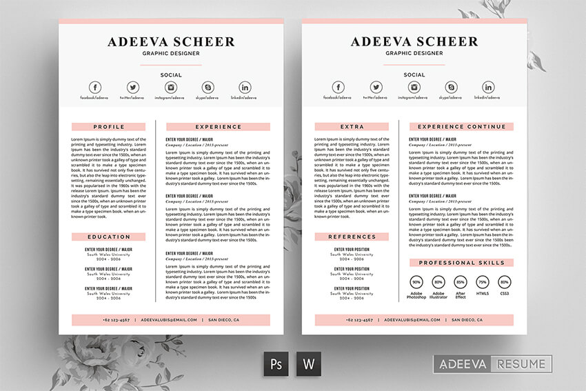 the secret to writing simple resume that works best tips for but effective modern format Resume Simple But Effective Resume