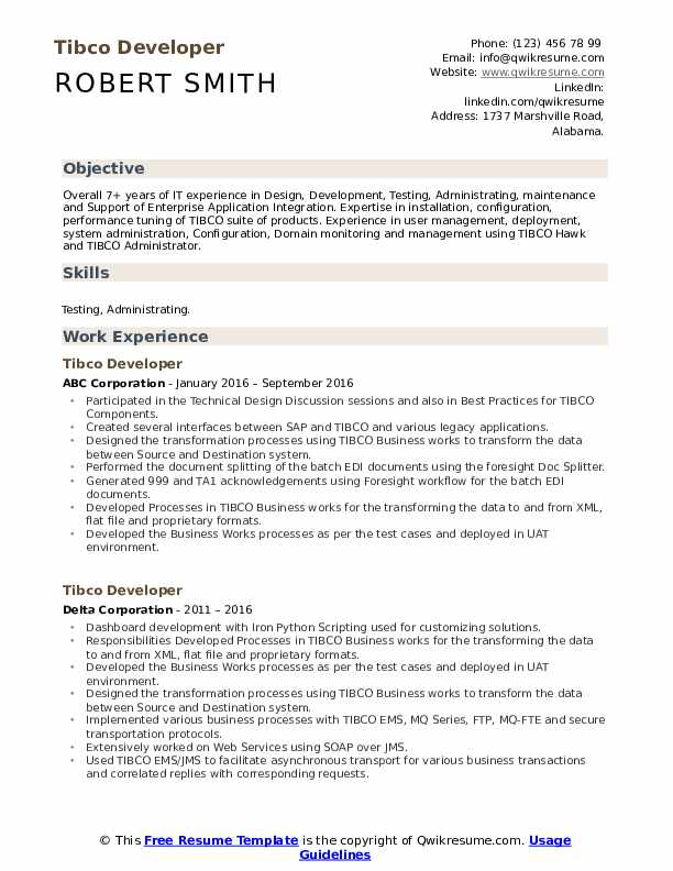 tibco developer resume samples qwikresume spotfire pdf advertise writing services Resume Tibco Spotfire Developer Resume