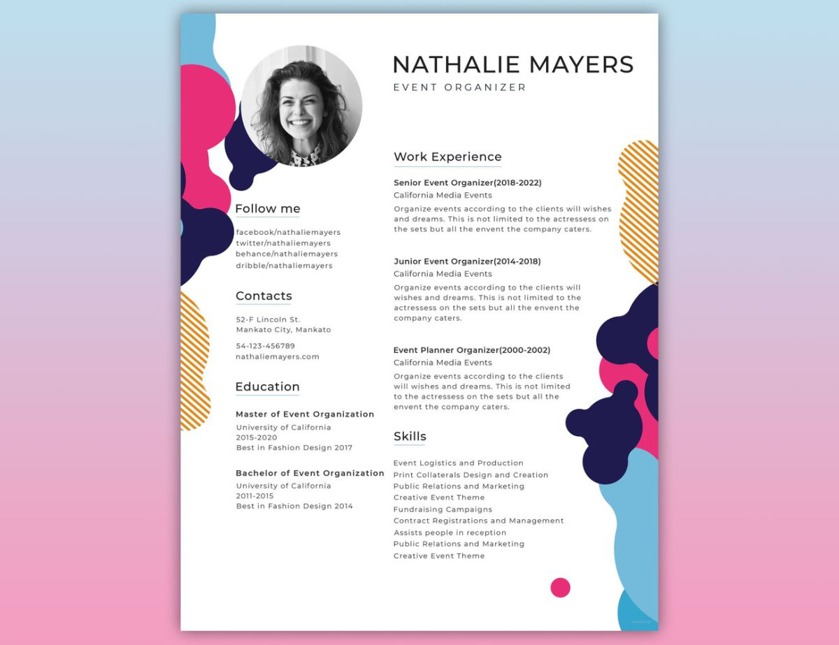 to create the perfect design resumé creative bloq marketing designer resume Resume Marketing Designer Resume