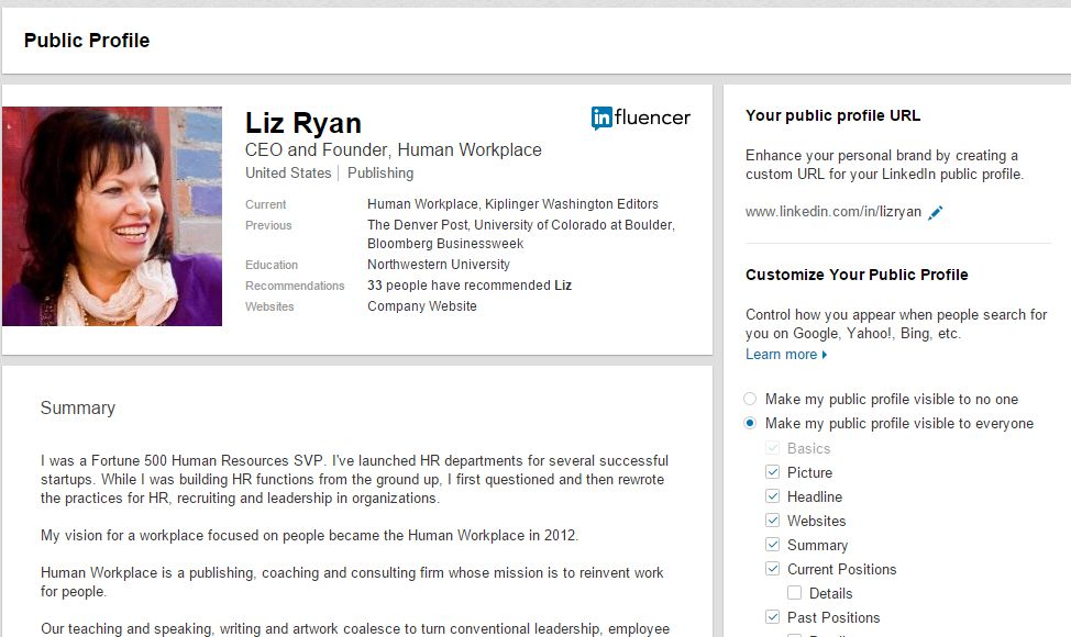 to create your custom linkedin profile url and use it resume examples with automotive Resume Resume Examples With Linkedin Url