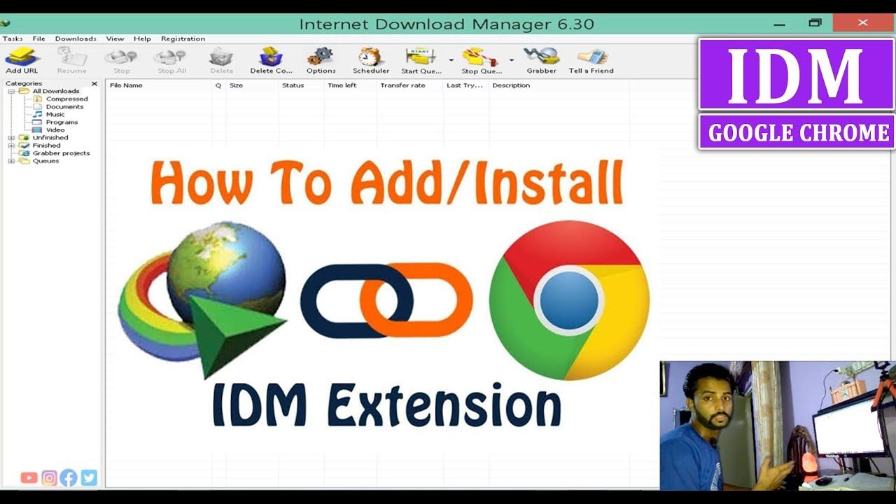 to idm extension in google chrome not showing on ads photoshop manager resume basic Resume Download Manager Resume Chrome