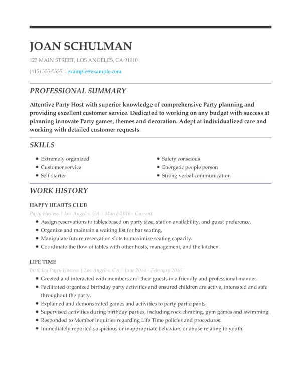 to include on your resume education examples tips availability example media Resume Availability Resume Example