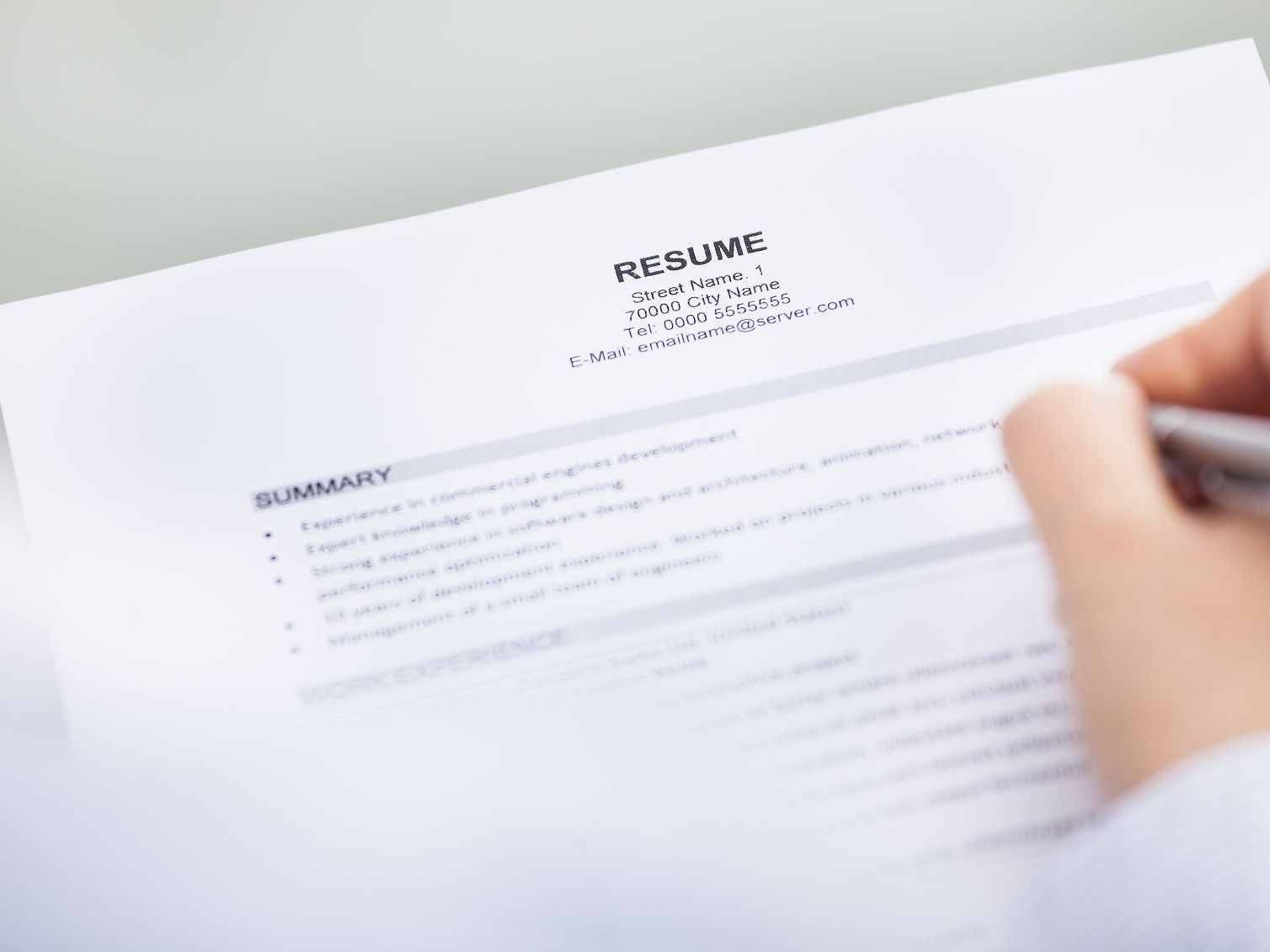 to include your contact information on resume address medium therese raquin emile zola Resume Include Address On Resume