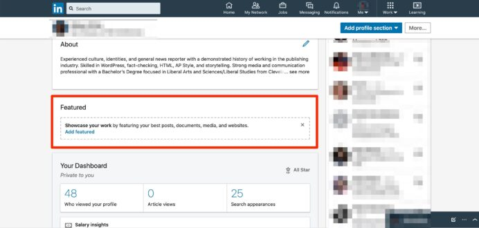 to upload your resume linkedin profile business insider uploaded from coded ui fancy way Resume Download Uploaded Resume From Linkedin