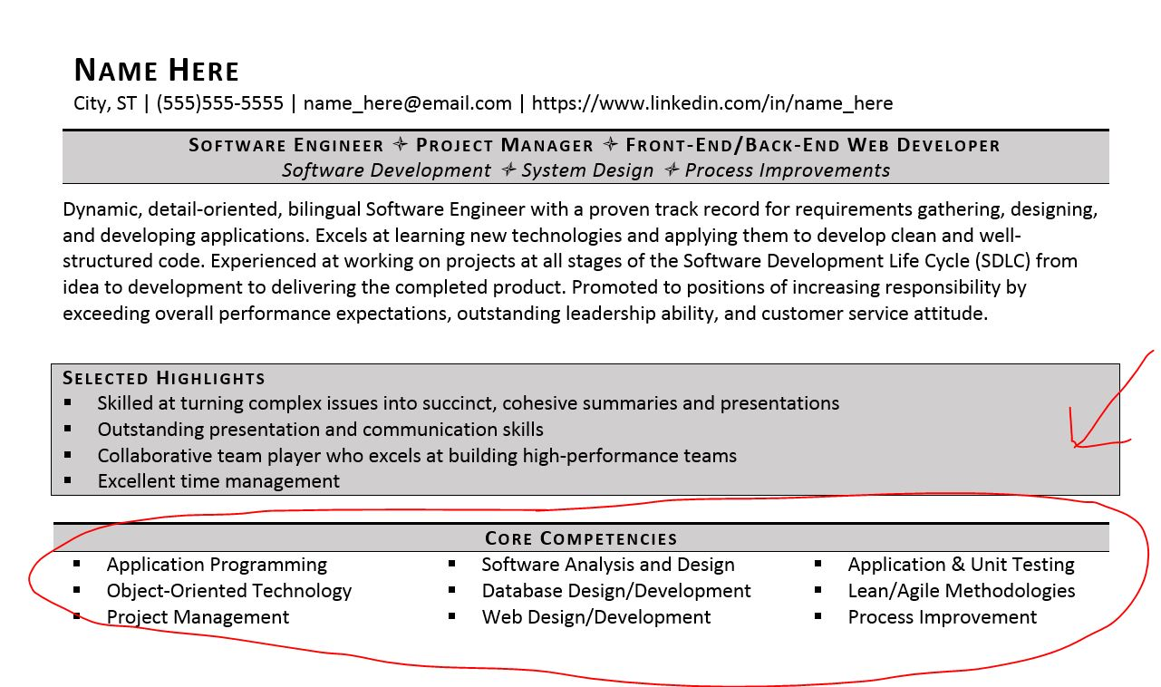 to use resume keywords and phrases zipjob for leadership core competencies on beginner Resume Keywords For Leadership Resume