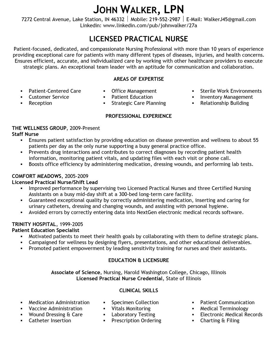 to write quality licensed practical nurse lpn resume nursing examples sample clinical Resume Sample Lpn Resume Clinical Experience