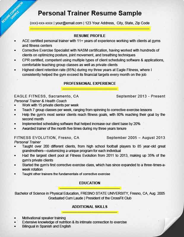 to write resume for all types of jobs companion structure writing lines example hospital Resume Structure Of Resume Writing