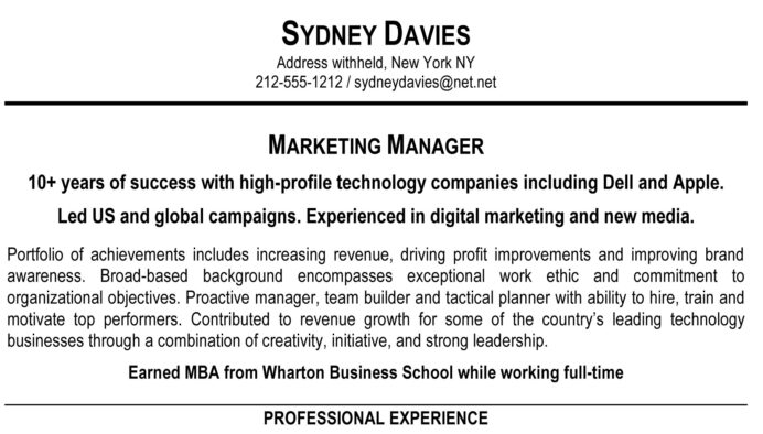 to write resume summary that grabs attention blog blue sky resumes brief of your Resume Brief Summary Of Your Background For Resume
