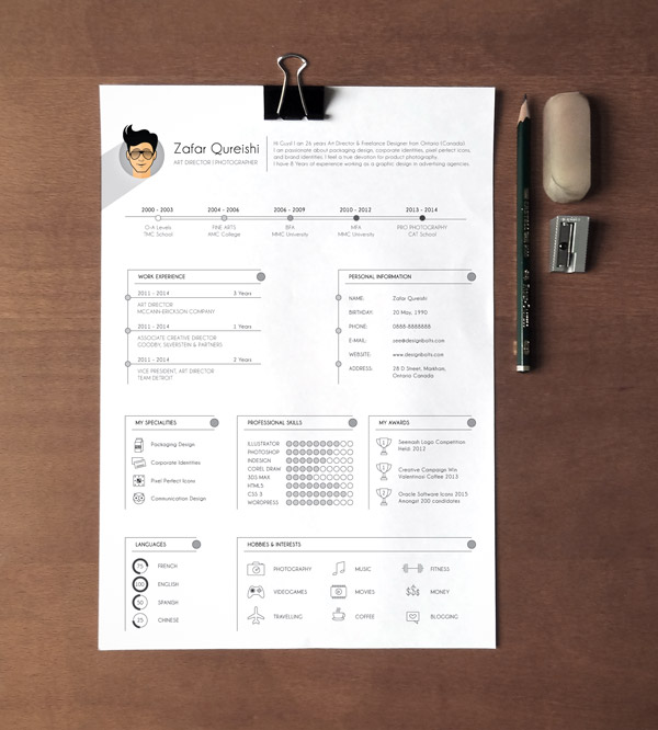 tongue and quill resume template free professional cv for graphic designers fundraiser Resume Tongue And Quill Resume Template