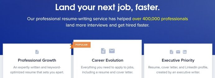 top best resume writing services review career sidekick affordable topresume music Resume Best Affordable Resume Writing Services