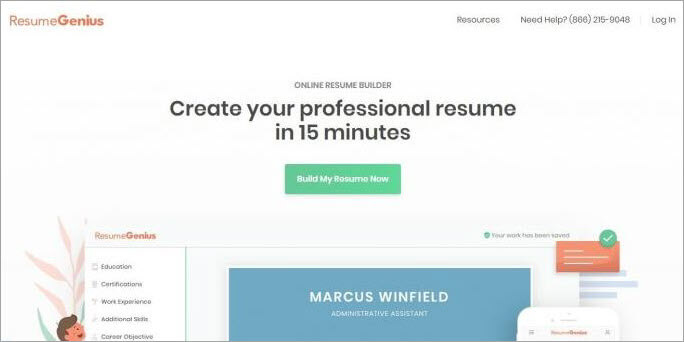 top free resume builder with stunning templates best websites capture customer success Resume Best Resume Builder Websites