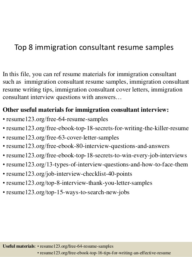 top immigration consultant resume samples sample for visa interviews airframe and Resume Sample Resume For Visa Interviews