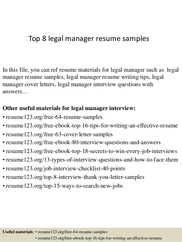 top legal manager resume samples sample detailed for nurses controller examples Resume Legal Manager Resume Sample