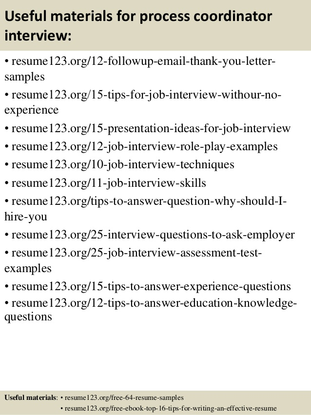top process coordinator resume samples cyber security human resources assistant objective Resume Process Coordinator Resume
