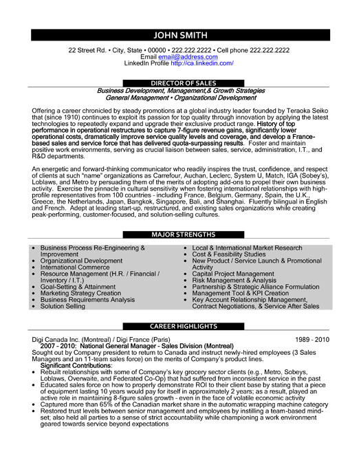 top resume templates samples format for formulation and development executive director Resume Resume Format For Formulation And Development
