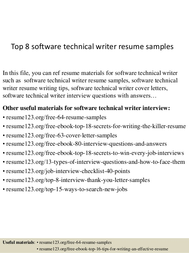top software technical writer resume samples goals for examples walgreens paper asset Resume Technical Writer Resume Samples