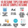 top tips for writing great resume professional simple malaysian sample plant operator Resume Professional Resume Tips