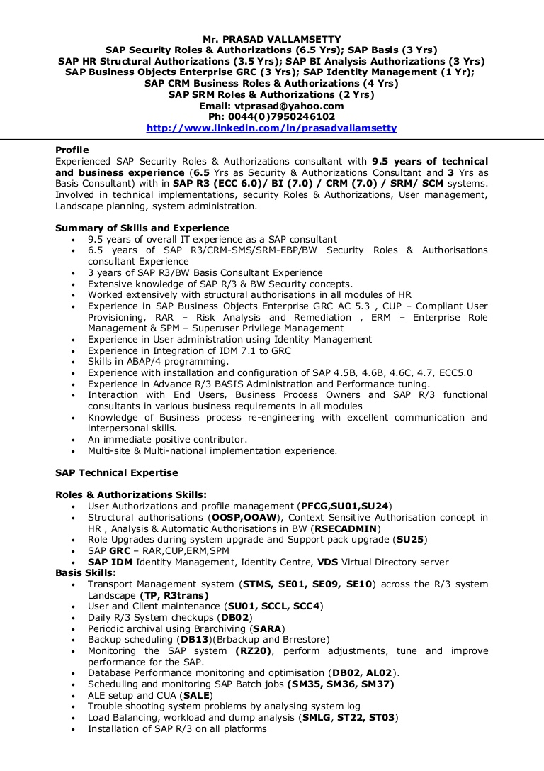 tp security cv sap audit resume tpsecurity phpapp02 thumbnail secretary duties first for Resume Sap Security Audit Resume