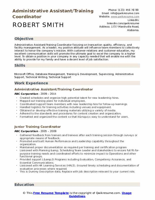 training coordinator resume samples qwikresume special events pdf steel fixer Resume Special Events Coordinator Resume