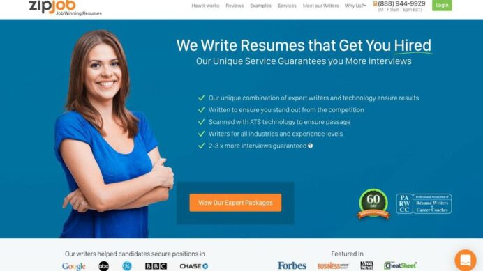 unemployed here are resume writing services to help you land new job cnet advertising Resume Advertising Resume Writer