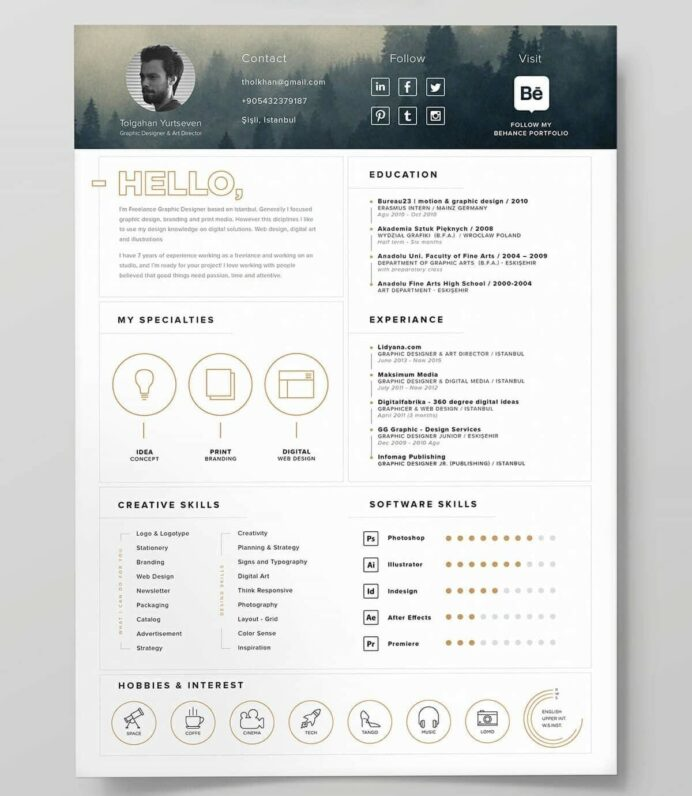 unique resume templates to use now beautiful service industry sample modern template Resume Beautiful Resume Templates Download