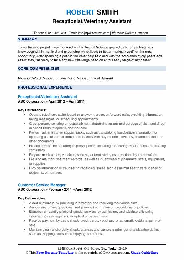 veterinary assistant resume samples qwikresume vet profile pdf currently pursuing degree Resume Vet Assistant Resume Profile