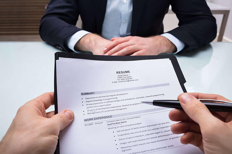 when and do employers check your references resume now find job without applications does Resume Find A Job Without A Resume
