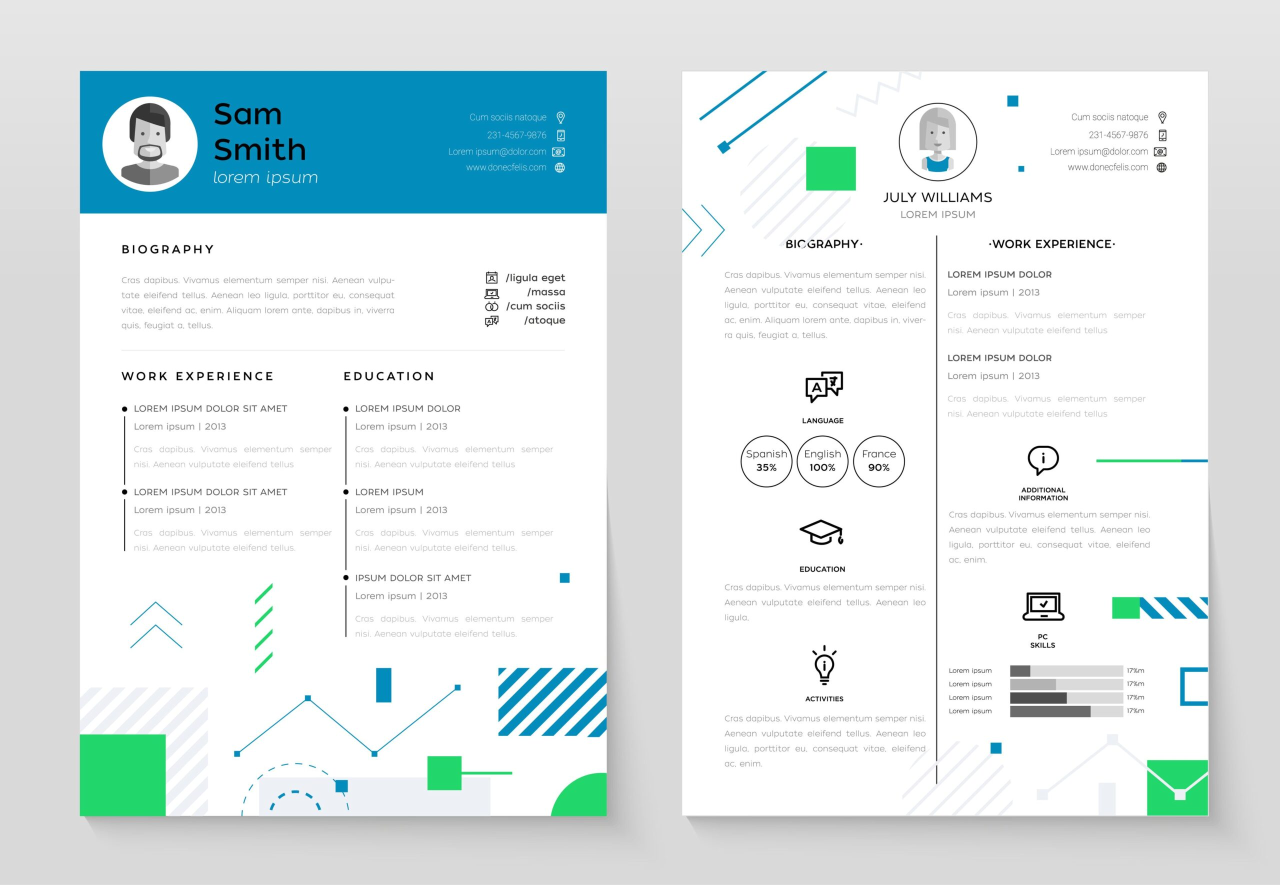when and to use an infographic resume simple template portfolio critique your with Resume Simple Infographic Resume Template