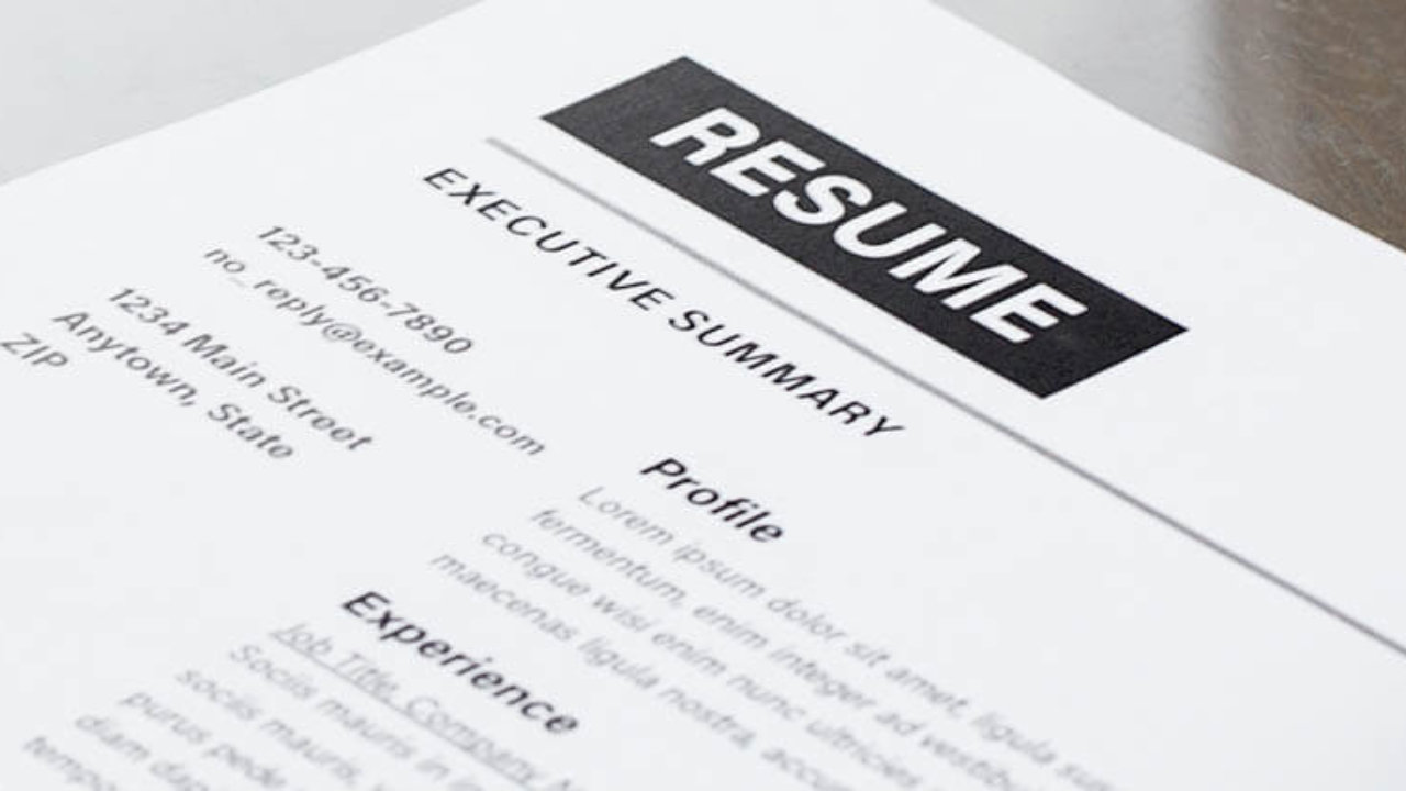 when to use summary vs objective in resume introduction with statement of purpose Resume Resume With Statement Of Purpose