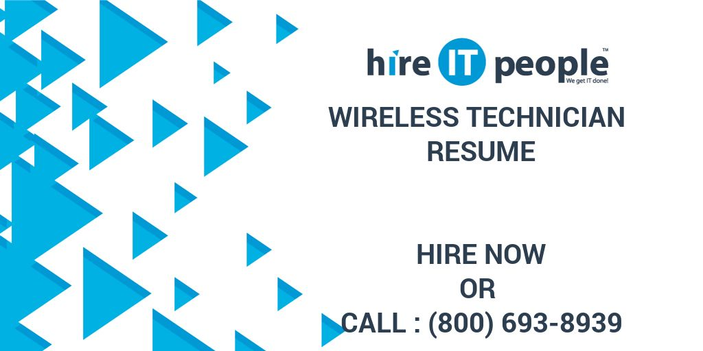 wireless technician resume hire it people we get done cell tower german translation Resume Cell Tower Technician Resume