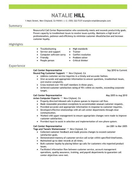 with call center resume samples format sample another word for ability on office work Resume Call Center Resume Sample