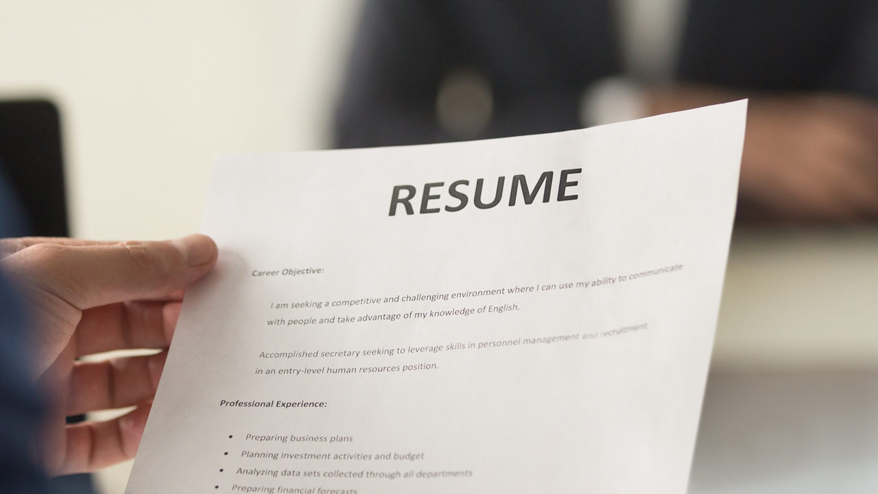 woman going to jail after lying on resume land year job dismissed for generic objective Resume Dismissed For Lying On Resume