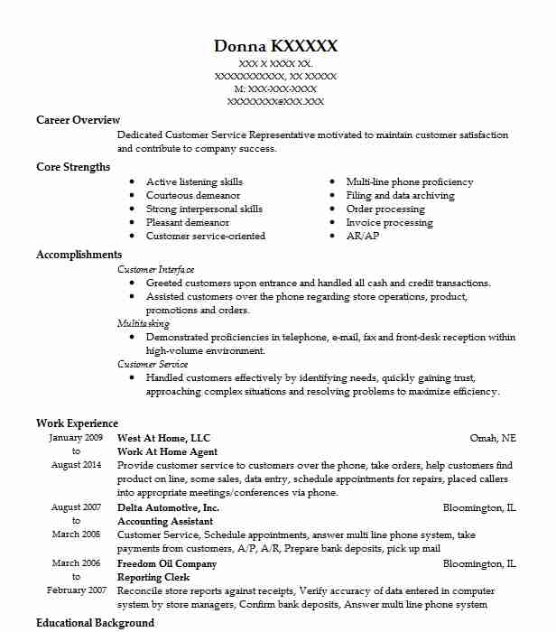 work at home agent resume example resumes livecareer telecommute friend create for Resume Telecommute Resume Example