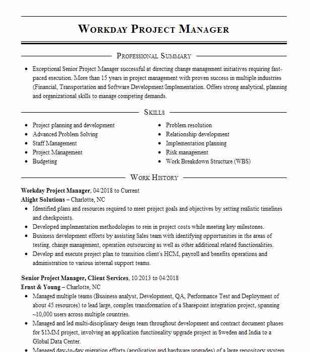 workday project lead resume example daynine consulting portland integration body of the Resume Workday Integration Resume