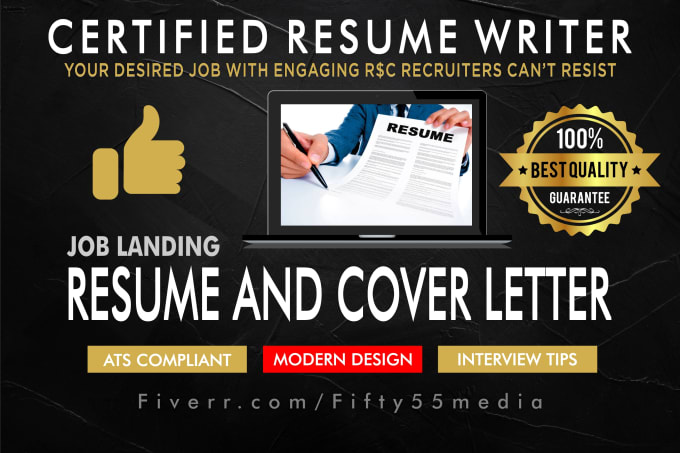 write your cv resume cover letter linkedin profile by fifty55media advertising writer Resume Advertising Resume Writer