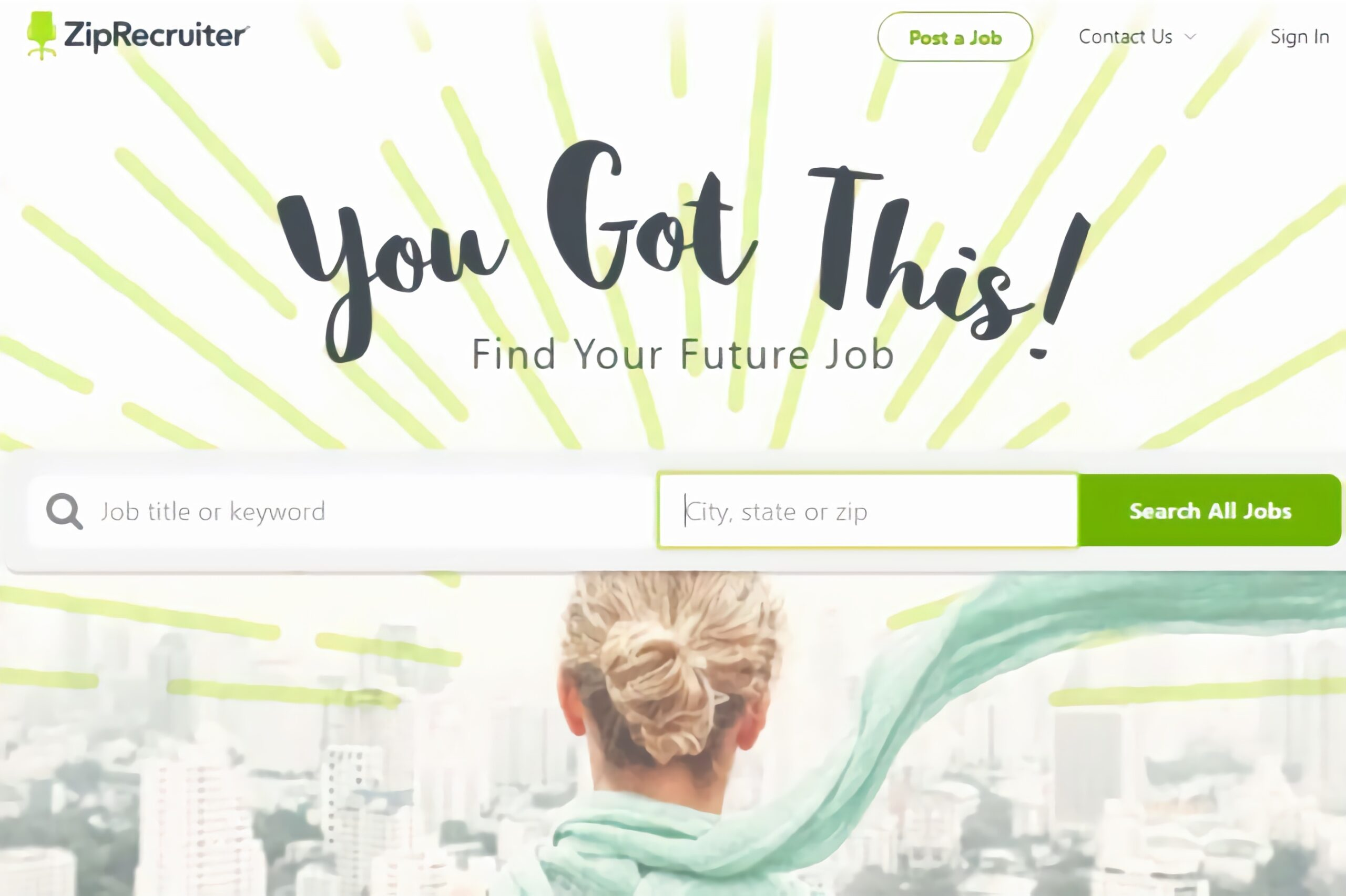 ziprecruiter announces tool that matches businesses with ideal job candidates venturebeat Resume Ziprecruiter Resume Search