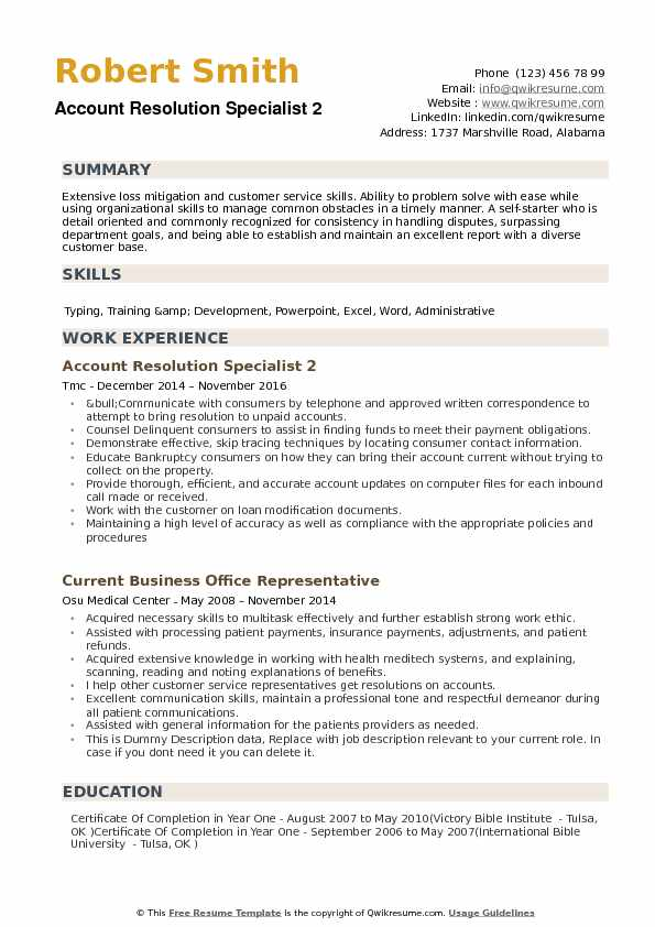 account resolution specialist resume samples qwikresume conflict sample pdf for teaching Resume Conflict Resolution Resume Sample