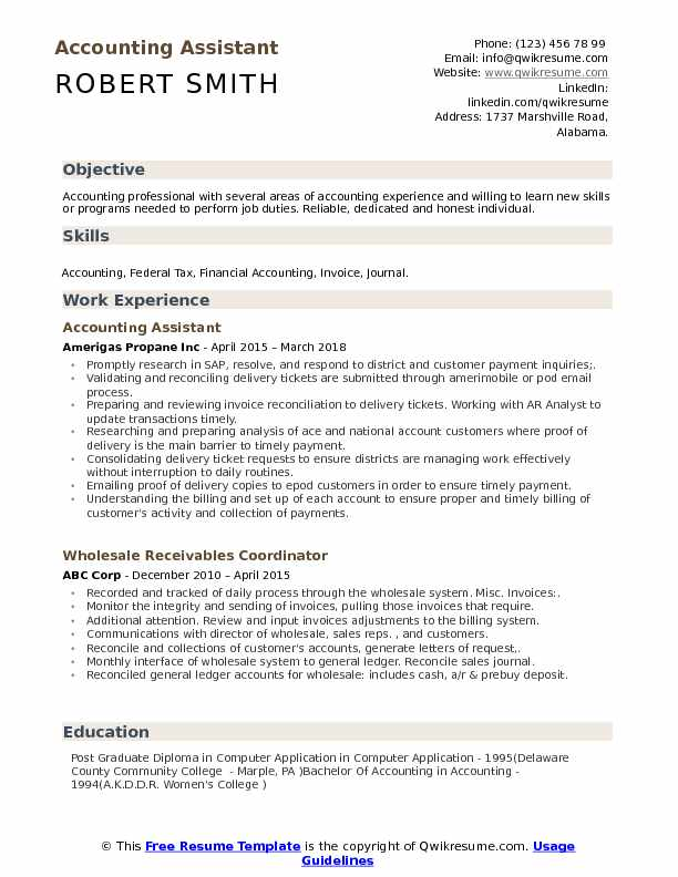accounting assistant resume samples qwikresume duties pdf well testing genius microsoft Resume Assistant Duties Resume
