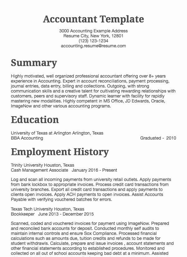 accounting resume objective statements best of sample accountant drafted exampl statement Resume Credit Card Reconciliation Resume