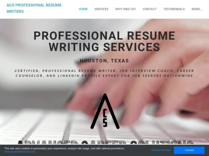 acs professional resume writing services traffic stats career counseling and cocktail Resume Career Counseling And Resume Writing