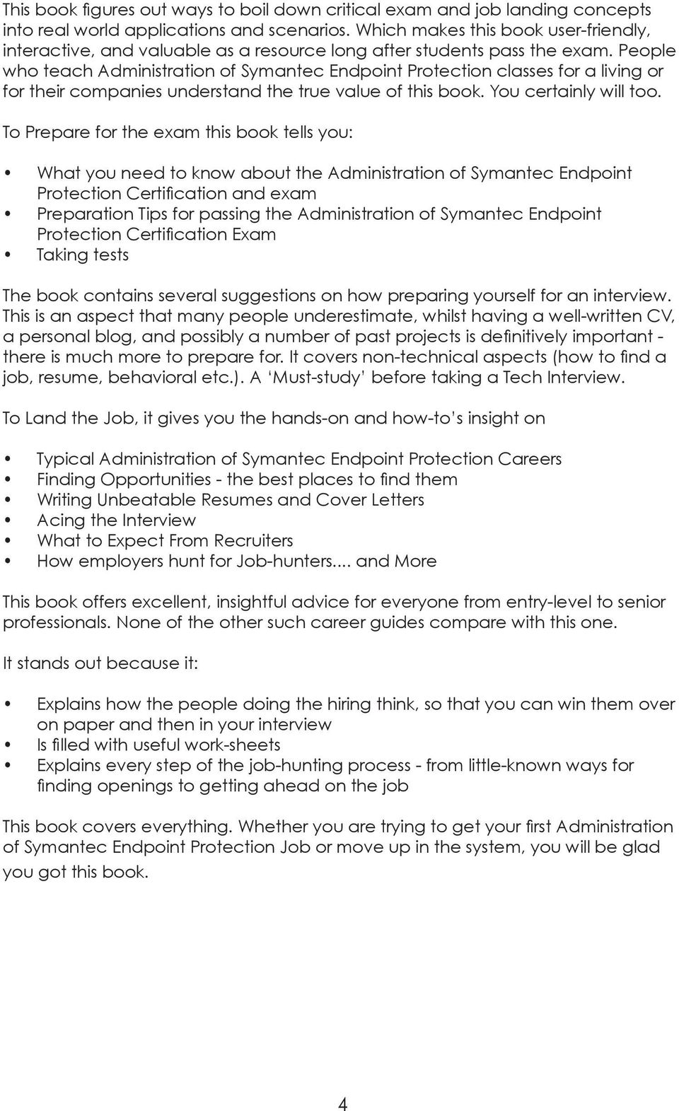 administration of symantec endpoint protection pdf free administrator resume cover letter Resume Symantec Endpoint Protection Administrator Resume