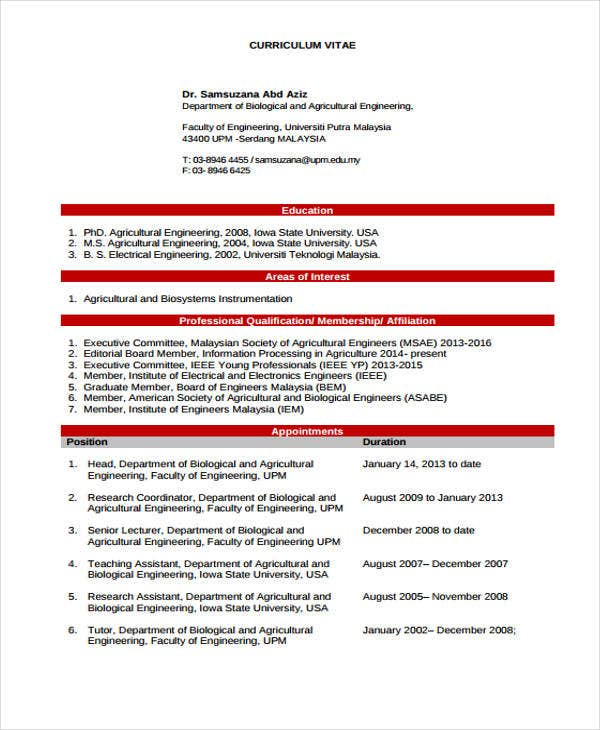 agricultural engineer cv sample november resume for engineering codecademy on create Resume Resume Sample For Agricultural Engineering