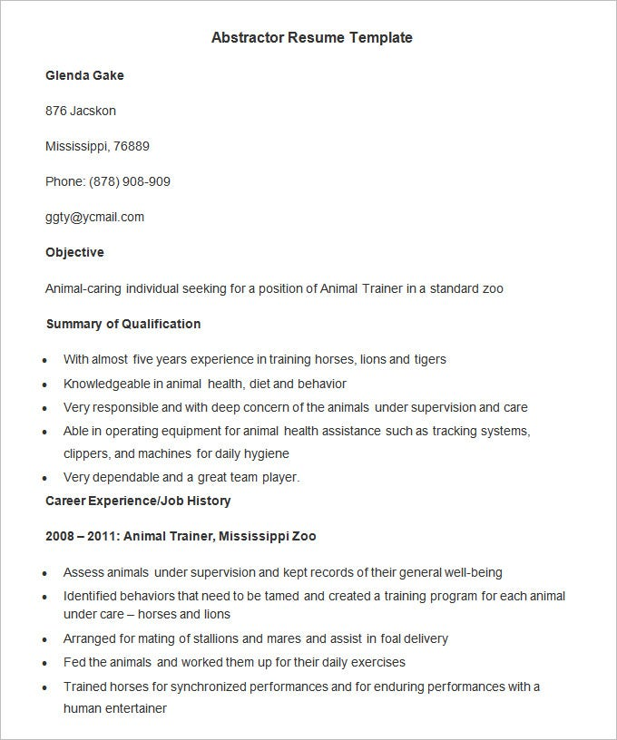 agriculture resume templates pdf free premium horticulture template abstractor marketing Resume Horticulture Resume Template