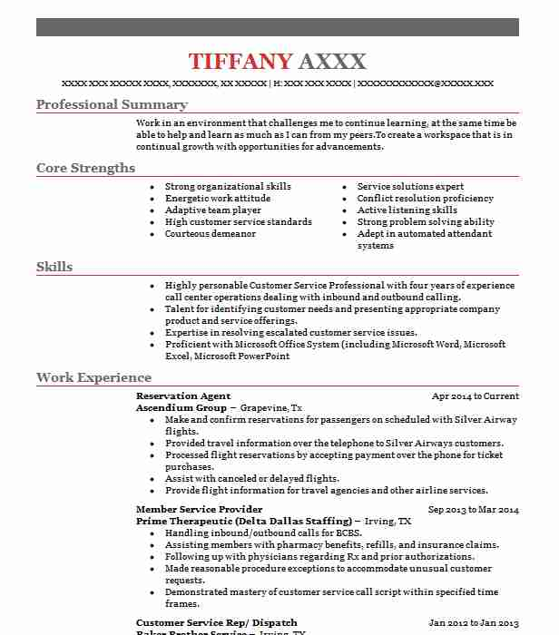 airline reservation agent resume sample january ticketing executive warehouse Resume Ticketing Executive Resume Sample