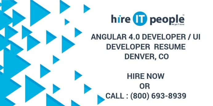 angular developer ui resume co hire it people we get done points format for truck drivers Resume Angular 4 Resume Points