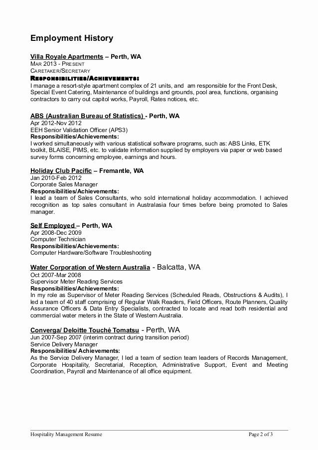 apartment maintenance technician resume awesome hospitality mgmt job samples examples Resume Apartment Maintenance Technician Resume Summary