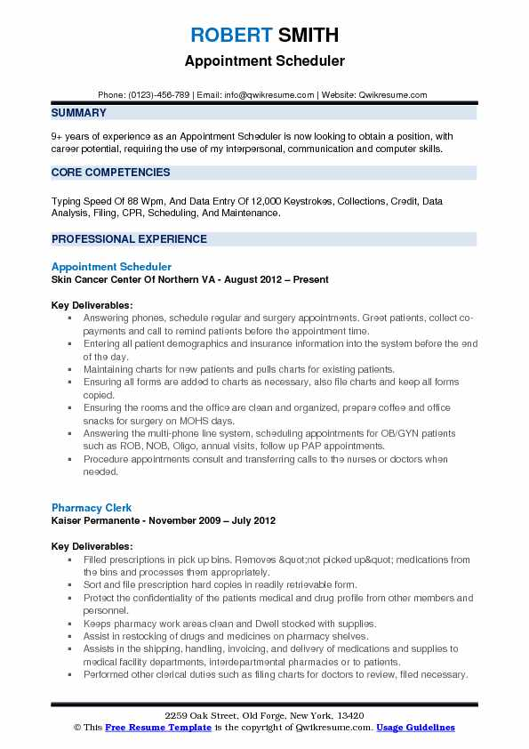 appointment scheduler resume samples qwikresume for position pdf software testing Resume Resume For Scheduler Position